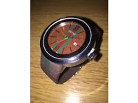 G2 QUALITY WATCH (BROWN)