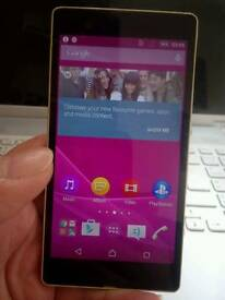 Sony Xperia Z (Spares or Repair)