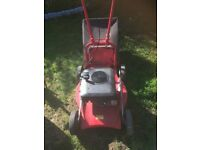 Quantum 35 petrol lawnmower