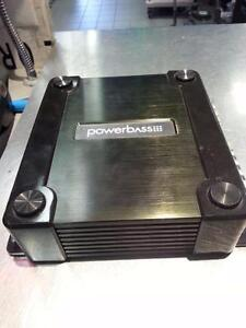 Power Bass Car Amp. We Sell Used Car Audio Equipment. Get a Deal at Busters Pawn (#39873)