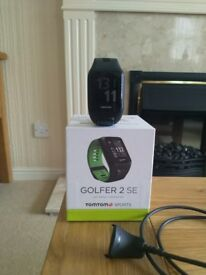 Tom Tom 2 SE golf GPRS watch