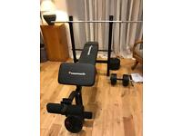 Maxi Muscle Weight Bench (35kg)