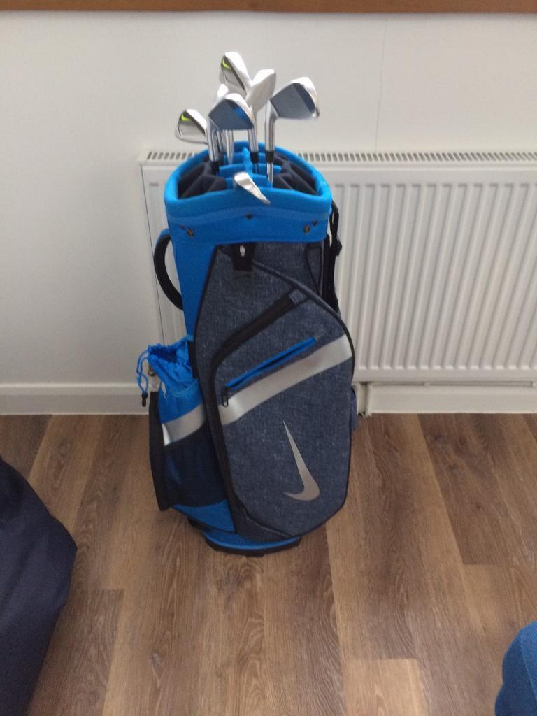 Nike Golf Cart Bag In Totton Hampshire Gumtree
