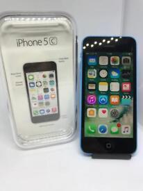iPhone 5c Blue Unlocked Boxed
