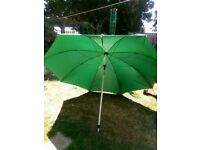 "Fishing Umbrella 70"" never used"