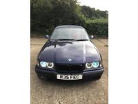 Bmw E36 328i convertible with LPG