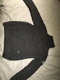 G-Star Raw Black Jumper