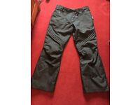 Ladies Richa Paris motor cycle trousers