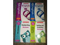 Literacy and Maths Primary School Study Books