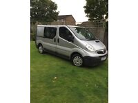 vivaro crew van. No vat low mileage