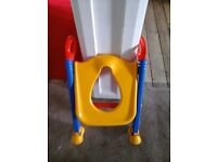 Kids seat cover for toilet