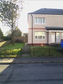 2 bed semi detached council house swap