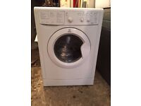 Washer & Dryer INDESIT IWDC6125 Good Condition & Fully Working Order