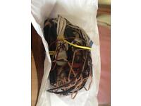 Bag of cables and plugs