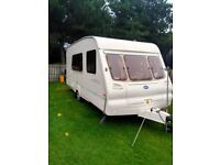 4 Berth Bailey Discovery Caravan