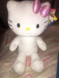 Hello kitty Build A Bears