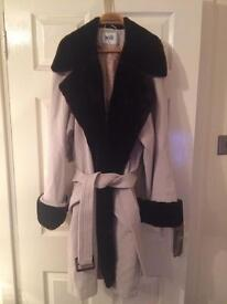 WOOL/CASHMERE BLEND COAT FOR SALE!