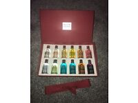 NEW Molton Brown Gift Set 12 x 50ml Body Wash Gift Box (Molten Brown)