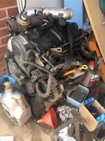 Pd130 engine for sale/breaking