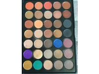 Used for one night-OPV GORGEOUS EYESHADOW palette (£20 on Beauty bay!)