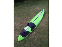 Fanatic Windsurfing board 264cm 82L