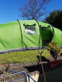 Zenobie elite 6 birth tent
