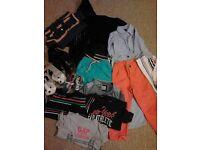 bundle of boys clothes age 4/5