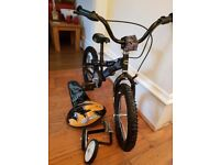 SOLD 16inch batman bike immaculate condition as new