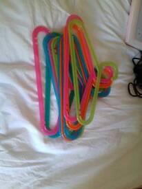 Kids/ baby hangers