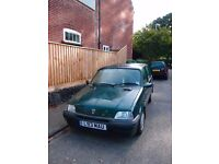 Rover Metro, GSI Auto 1400 - excellent mechanical condition REDUCED ££££!!!