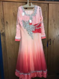 Indian Frock Suit Brand New with Tags