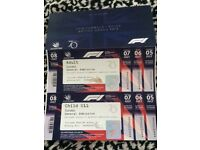 Silverstone Tickets 1 Adult and 1 Child