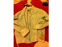 Bungles ofH&M , jackets only 10£ for all of them !