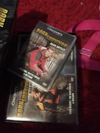 Bear grylls DVD set brand new sealed
