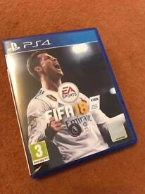 FIFA 18 for PS4 standard version
