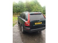 Volvo XC90 2003 diesel full service history 10 month MOT 7 seater