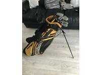 Wilson ultra blk full set golf clubs