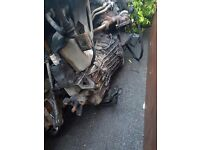 Ford Transit Tipper 2.4 mk6 engine and gearbox