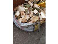 Logs for wood burners