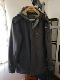 Duck & Cover Coat (M)