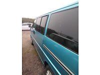 1996 Volkswagen Transporter Caravelle