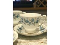 Colclough 10 piece tea set