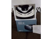 Samsung gear vr compatible for note 5/s6edge+/s6/s6edge/s7/s7edge brand new unwanted gift