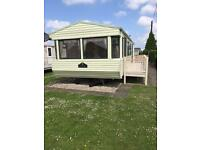 Caravan for hire over bank holiday