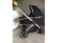 OYSTER 2 PRAM AND CARRYCOT