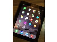 Ipad 3 32GB Wifi-Cellular 3G Black Unlocked