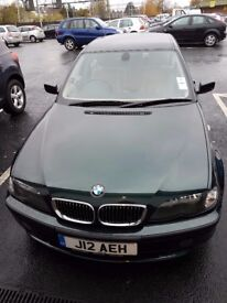 ***BMW 330 D Automatic Gearbox*** E46 M57, Excellent mechanical condition. -=private number plate=-