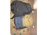 Skateboarding volcom bags various. Can deliver round/near Perth