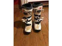 Alpinestars tech 3 motocross boots, used for sale  Lincolnshire