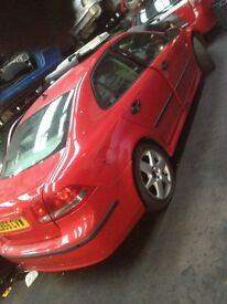 saab 9-3 2005 1.9 tid turbo diesel breaking for spare parts many available call on 07593085858